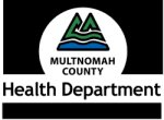 Multnomah County Health Department Logo