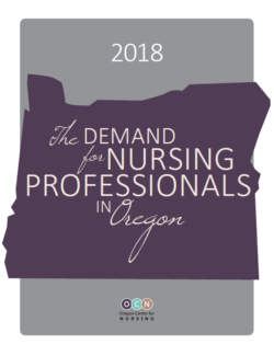 """843eefcaf2 demand. """"Employers report difficulties in recruiting, hiring, and retaining  nurses across the spectrum of health care,"""" said Jana R. Bitton, OCN's  Executive ..."""
